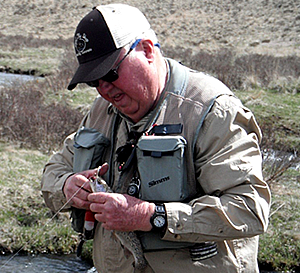 Lake City Angling Service Guide Dan Hall