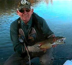 Lake City Angling Service Guide Pat Hooley