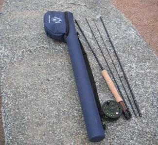 Four Piece Pack Rod