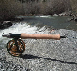 Sage Access Fly Rod