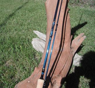 Stream Master Graphite Rod