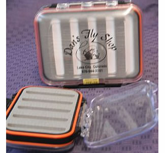 Small Waterproof Fly Box