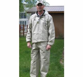 Dry-Duck Rain Suit