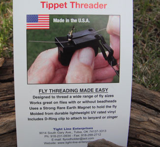 Magnetic Threader