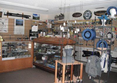 Shopping Area Dan's Fly Shop Lake City, CO
