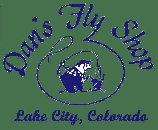 Dan's Fly Shop Logo Sidebar